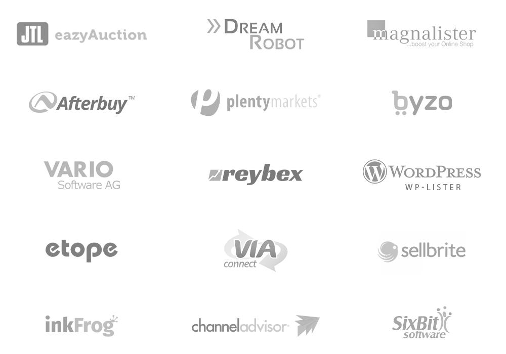 eBay Listing Tools Warenwirtschaft