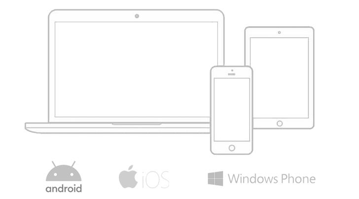 Responsive Viewports Desktop Laptop Tablet Mobile Smartphone
